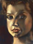 woman 1, digital