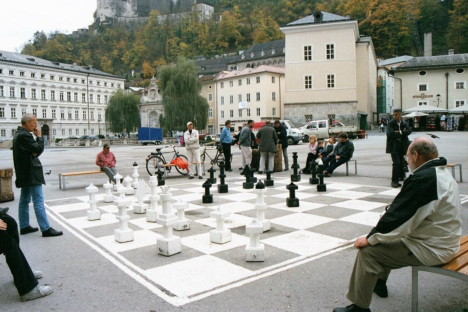 Austria—Harmonious, Rich, Aristocratic