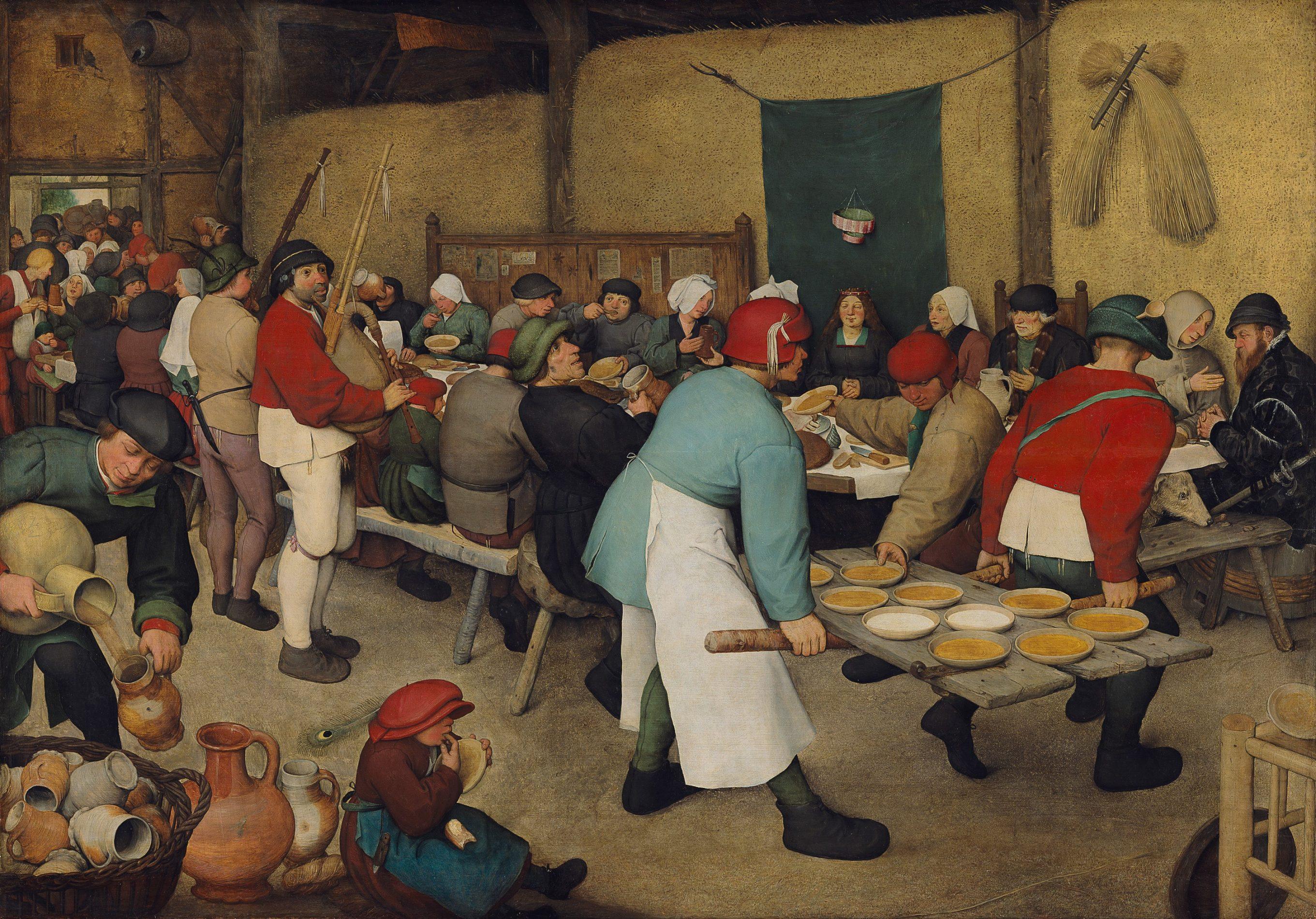For the Holiday Season: Pieter Brueghel, the Elder