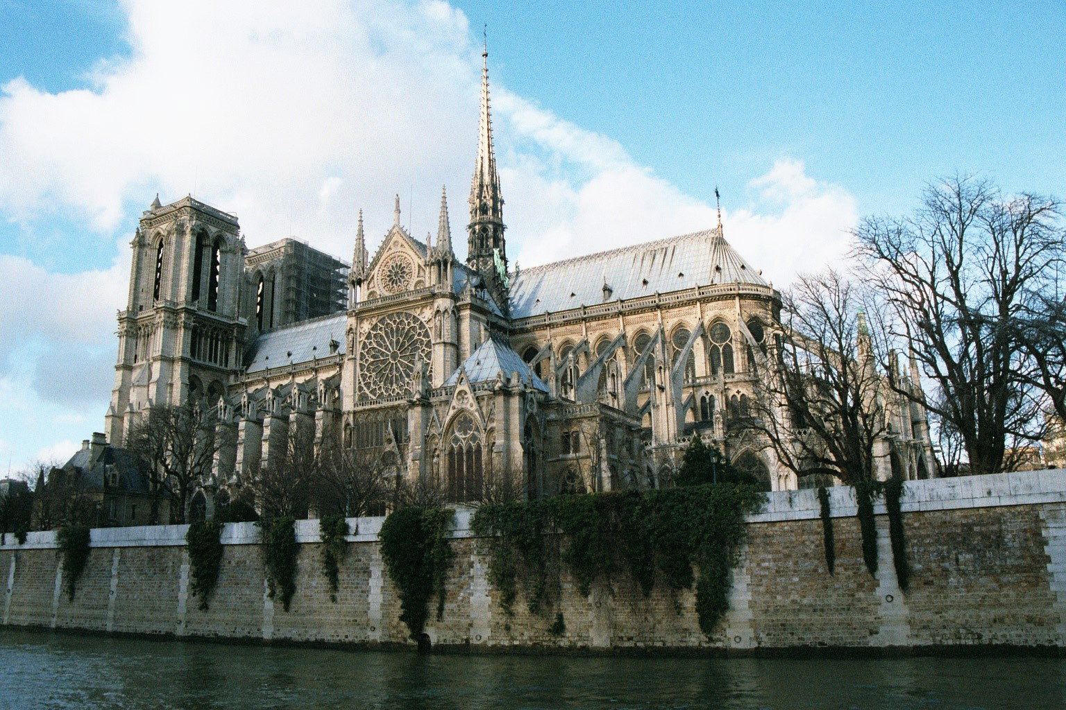 Gothic Churches: All The Celestial Light We Can See