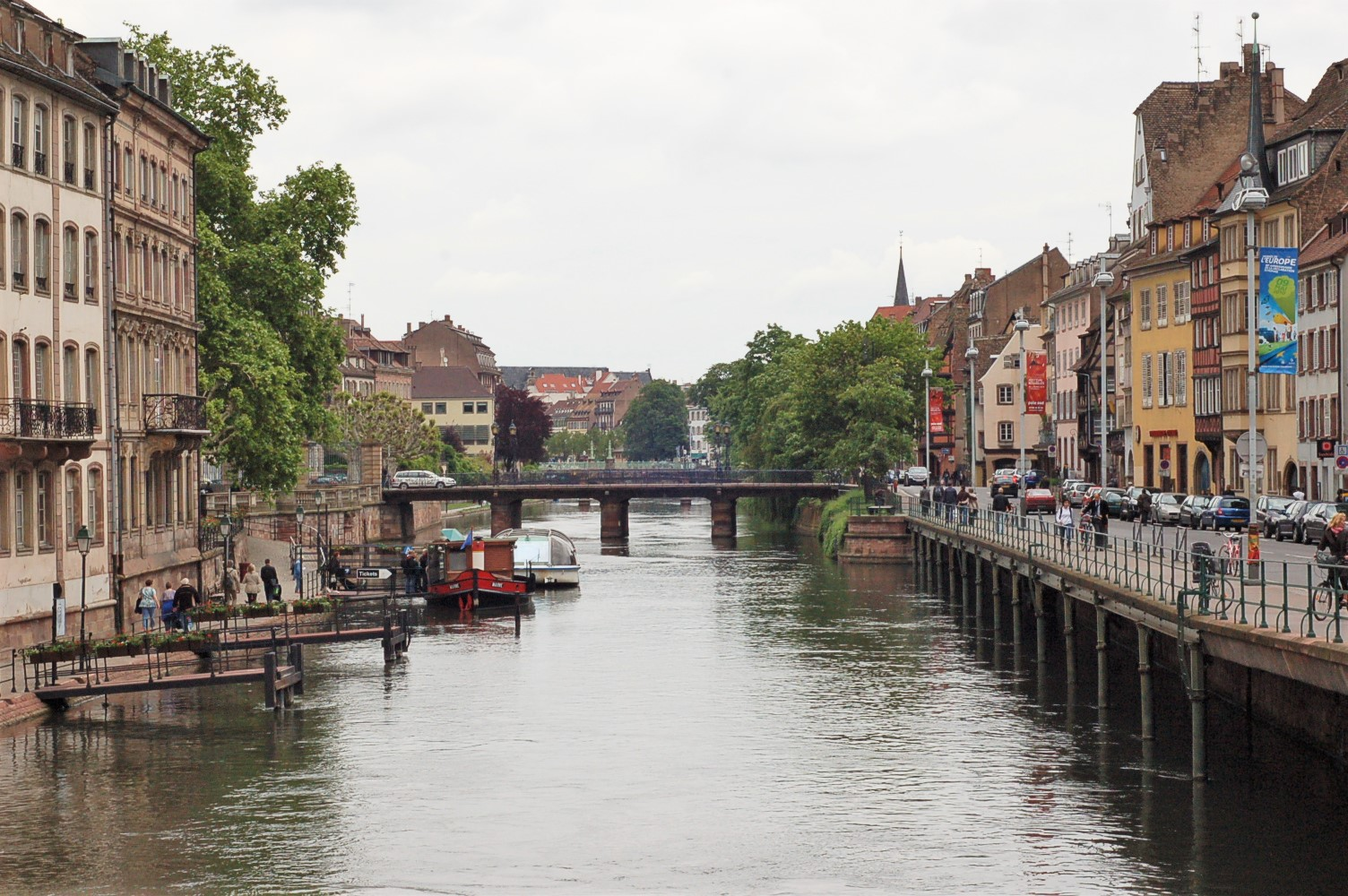 Strasbourg, French-German Fusion Alsatian City