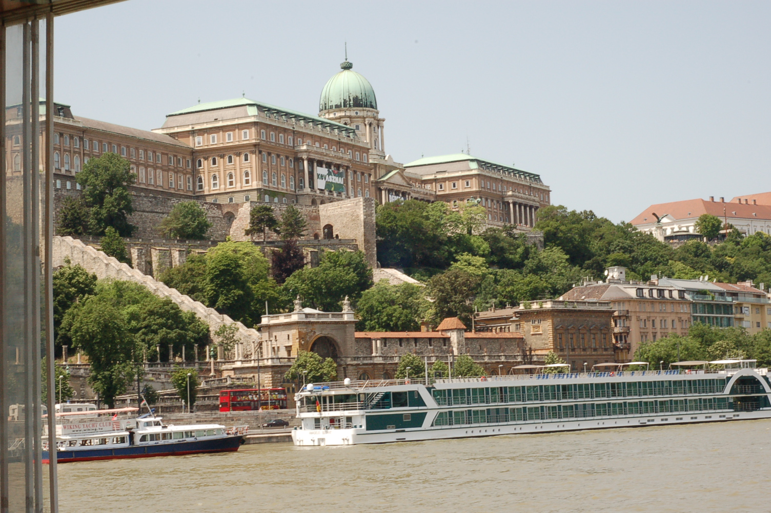 Budapest—Grunge and Grandeur