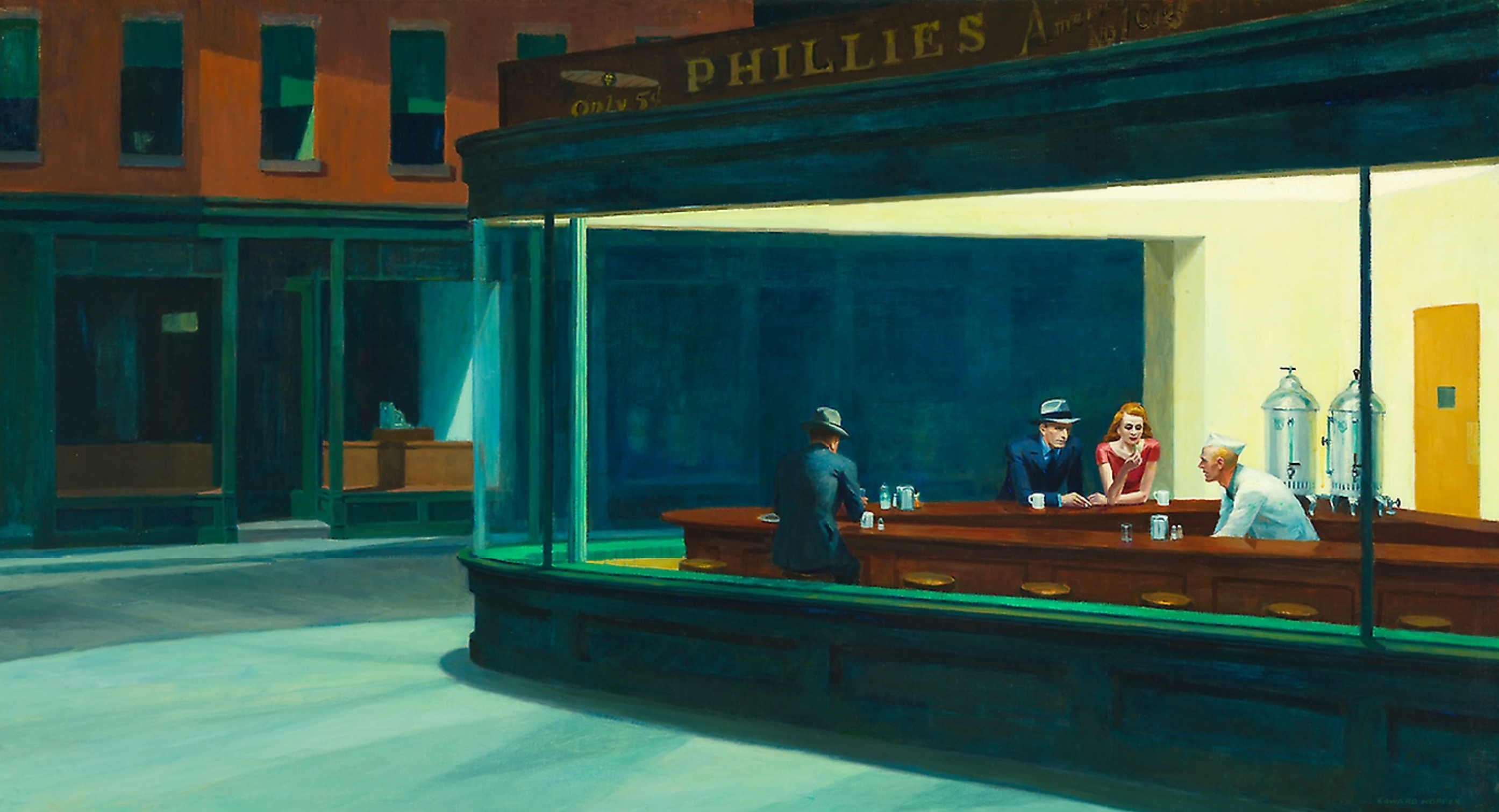 The Joys of Art in Paris—Edward Hopper, An American in Paris