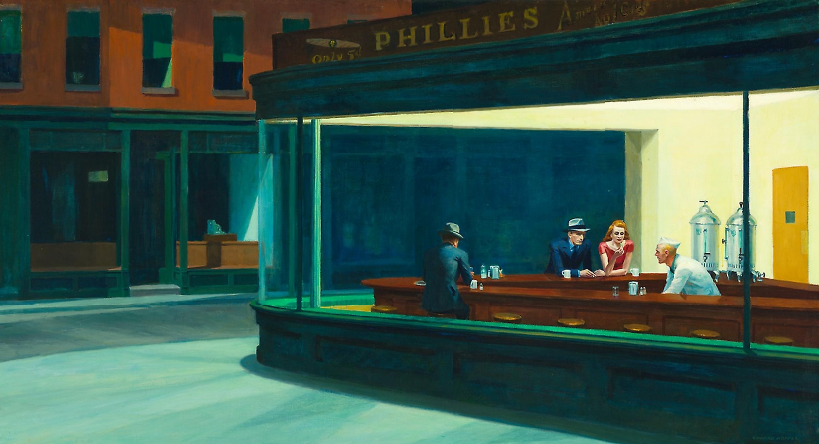 The Joys of Art in Paris—Edward Hopper, An American in Paris